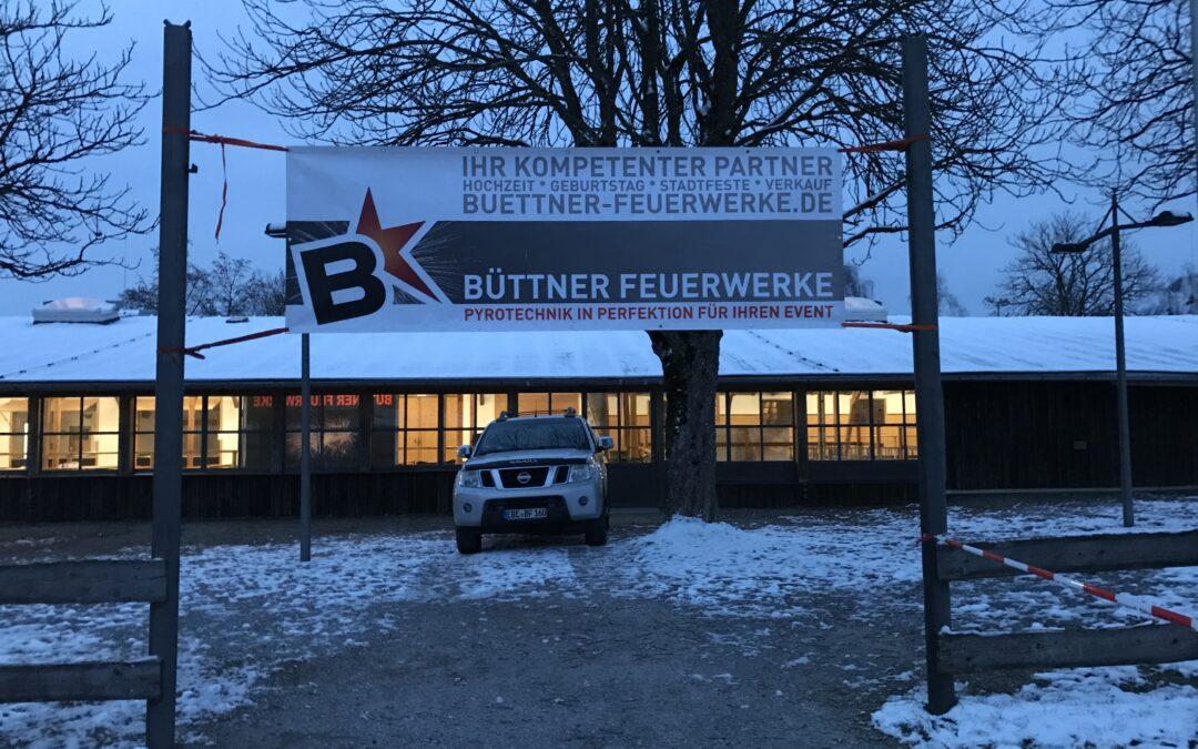 Produktvorstellung Silvesterfeuerwerk 15.12.2018 Volksfestplatz Ebersberg